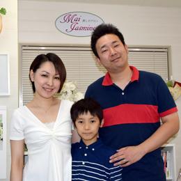 田中 康太郎・麻衣子ご夫妻