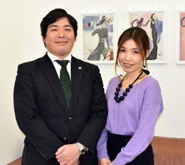 古川 雄介・さや香ご夫妻